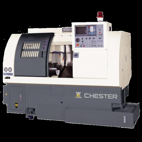 CHESTER GL-75-90C/GL-75-90CL CNC SINGLE SPINDLE SLANT BED LATHE