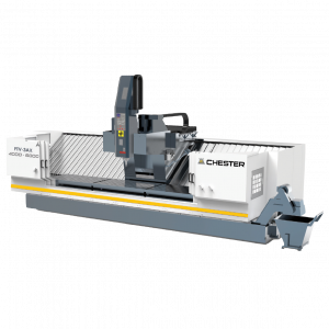 CHESTER FTV-3AX 4000 - 6000 FIXED TABLE VERTICAL MACHINING CENTRE
