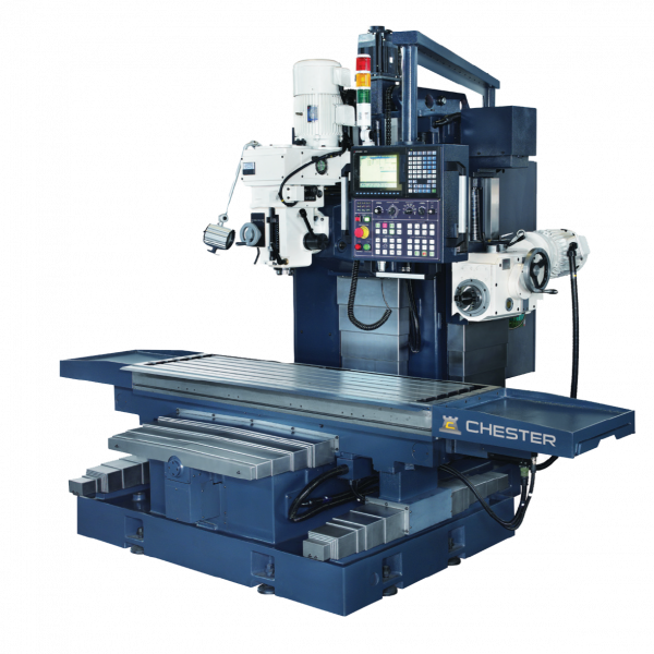 CHESTER GM1500VS VERTICAL & HORIZONTAL BED TYPE CNC MILLING MACHINE