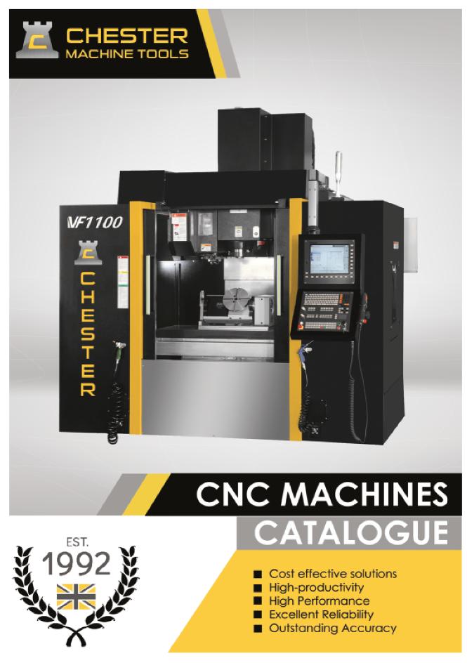 Chester Machine Tools CNC Evolution