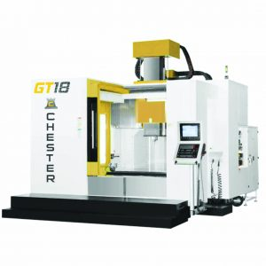 CHESTER HIGH SPEED PRECISION DOUBLE COLUMN CENTRE • GT SERIES