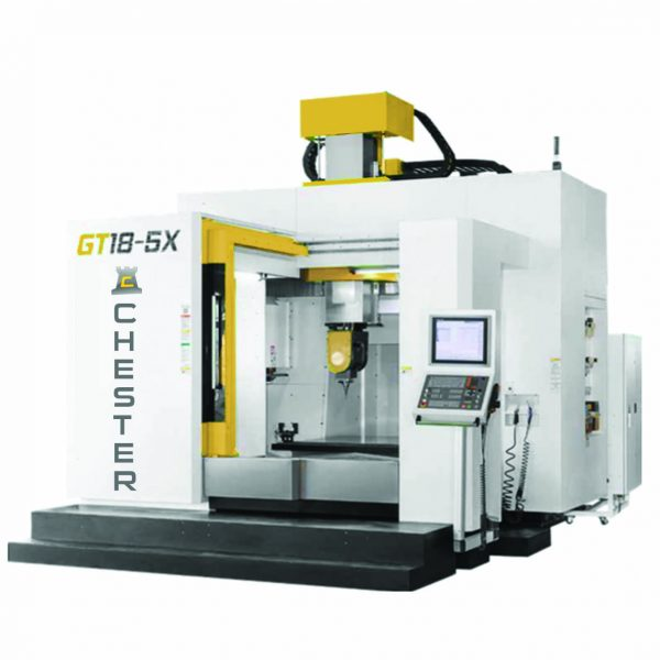 CHESTER 5 AXES GANTRY MILLING MACHINE • GT-5X SERIES
