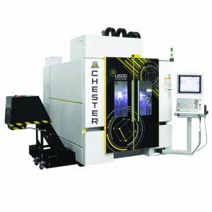 CHESTER U500 • 5 AXIS MILLING MACHINE